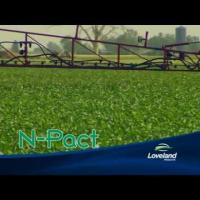 N-Pact: Stable Source of Foliar Nitrogen; Reduced Volatility and Increased Mobility